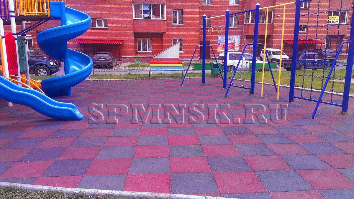 Детская площадка. п. Весенний, ул Заречная, 4